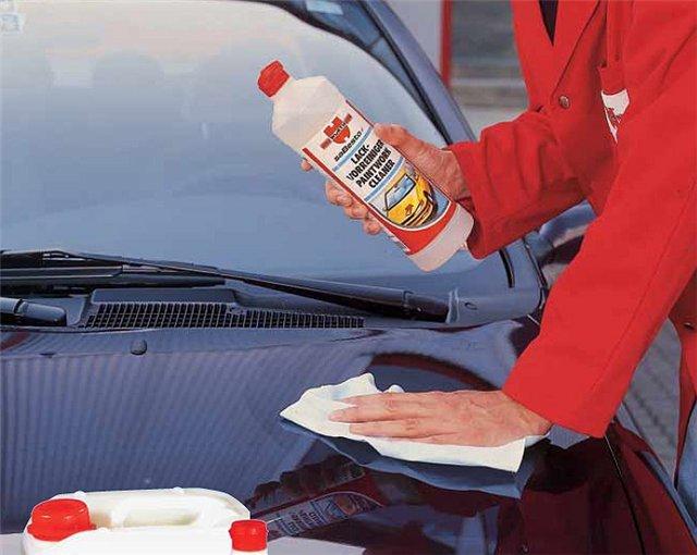 Химия для чистки автомобиля своими руками 38